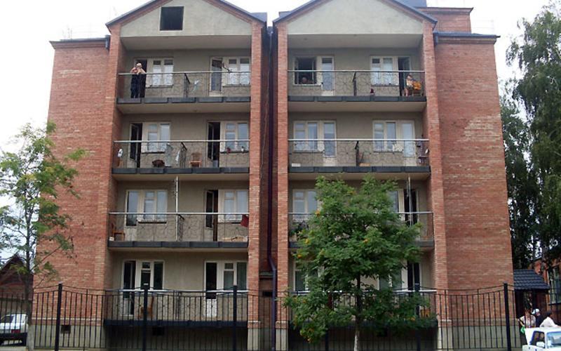 В доме престарелых прошел праздник проблема домов престарелых в россии