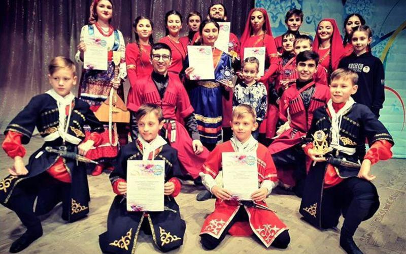 Армавирцы в числе победителей престижного конкурса